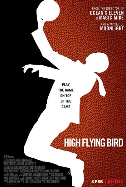 High Flying Bird Movie Poster
