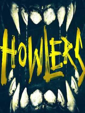 High Moon Howlers Poster
