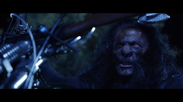 High Moon Movie Werewolf Biker