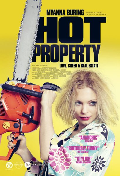 Hot Property Movie Poster