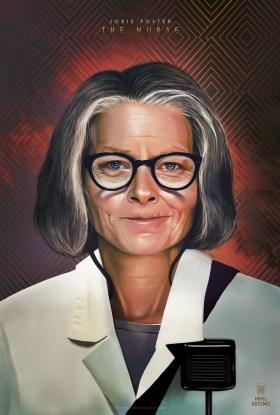 Hotel Artemis - Jodie Foster is The Nurse