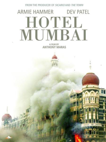 Hotel Mumbai Film Poster