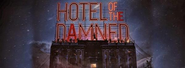 Hotel Of The Damned Horror Movie