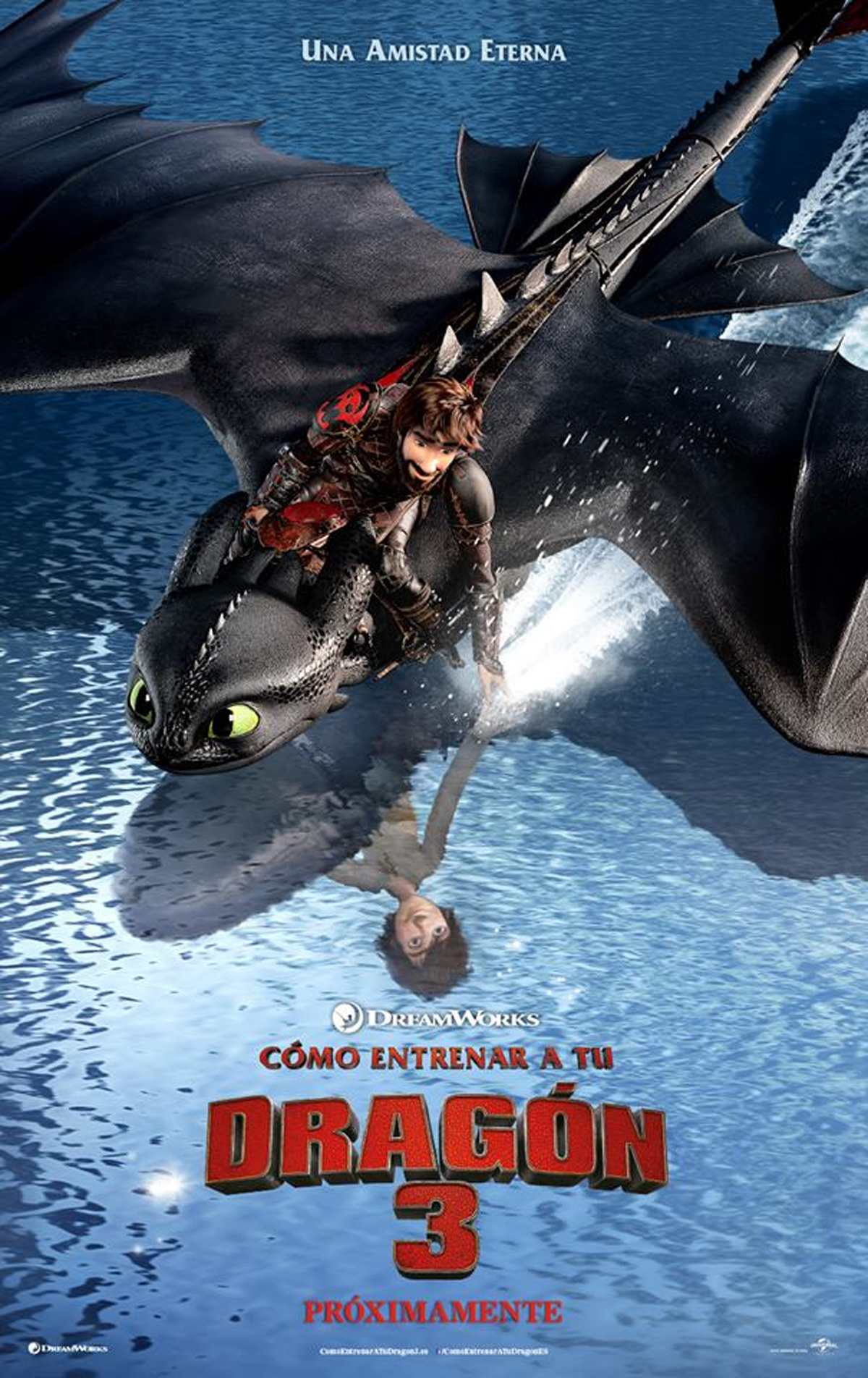 How To Train Your Dragon 3 | Teaser Trailer - photo#47