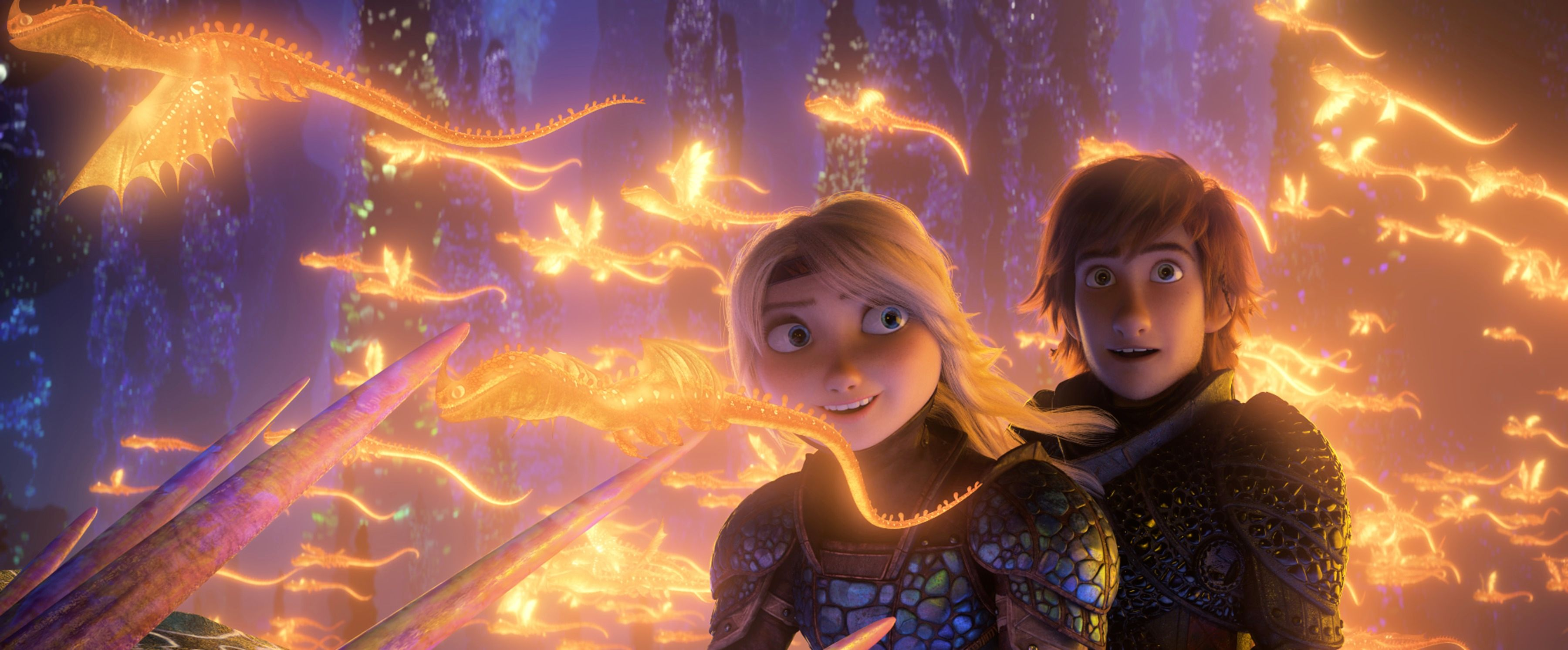 How To Train Your Dragon 3 | Teaser Trailer - photo#46