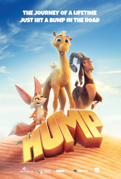 Hump New Poster