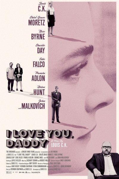 I Love You Daddy Movie Poster