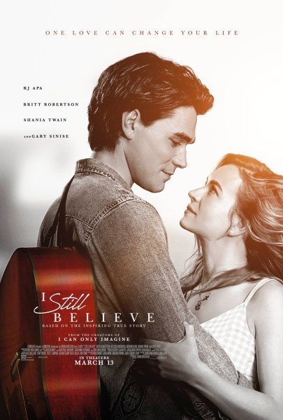 I Still Believe Film Poster