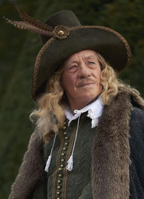 Ian McKellen in All Is True