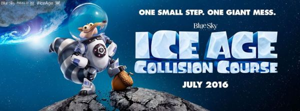 Ice Age 5 Collision Course Movie 2016