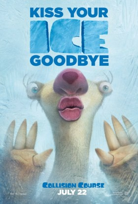 Ice Age 5 Kiss You Goodbye