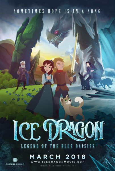 Ice Dragon Movie Poster