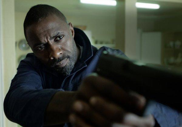 Idris Elba The Take Movie