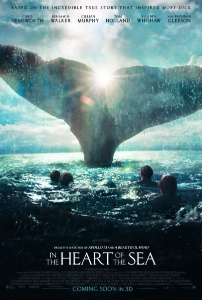 In The Heart of the Sea new Poster