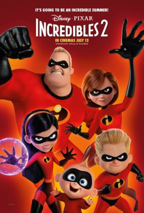 Incredibles 2 Additional Poster
