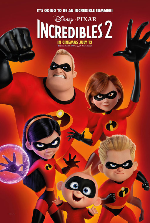 Incredibles 2 Teaser Trailer
