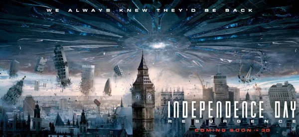 Independence Day Resurgence new banner poster
