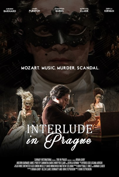 Interlude In Prague Movie Poster