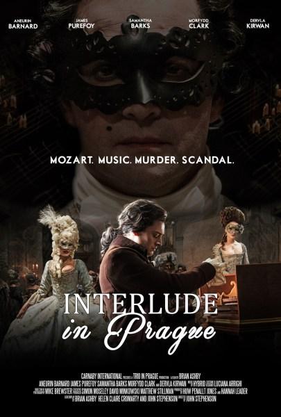 Interlude In Prague Movie Poster