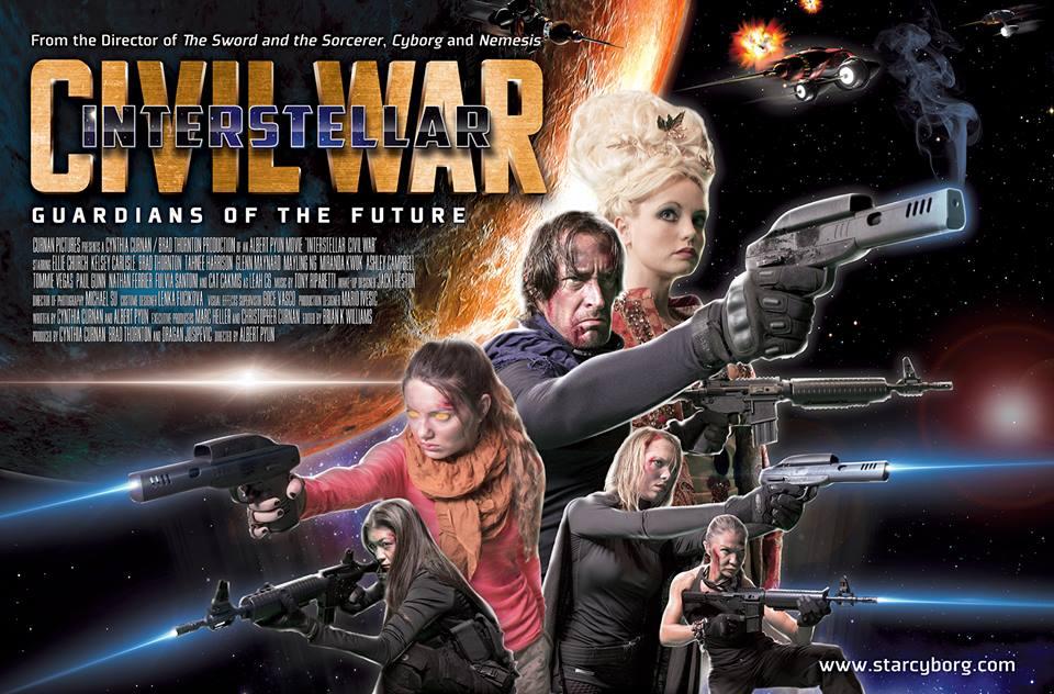 Interstellar Civil War Movie Trailer · Interstellar Civil War