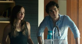 Into the Forest Movie - Ellen Page and Max Minghella