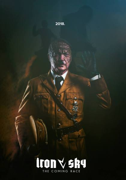 Iron Sky 2 movie - Hitler