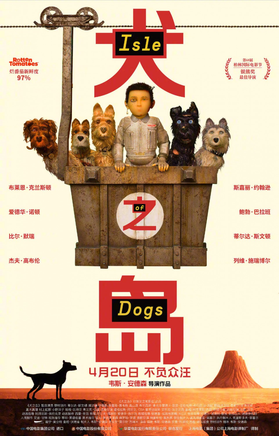 Isle Of Dogs Film