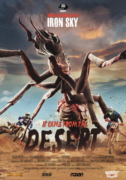 It Came From The Desert Movie Poster