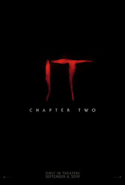 It Chapter 2 Teaser Poster