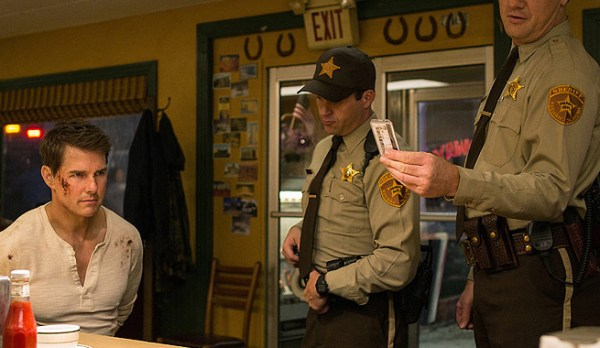 Jack Reacher 2 Never go Back Movie