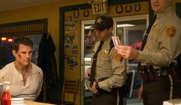 Jack Reacher 2 Never go Back Movie