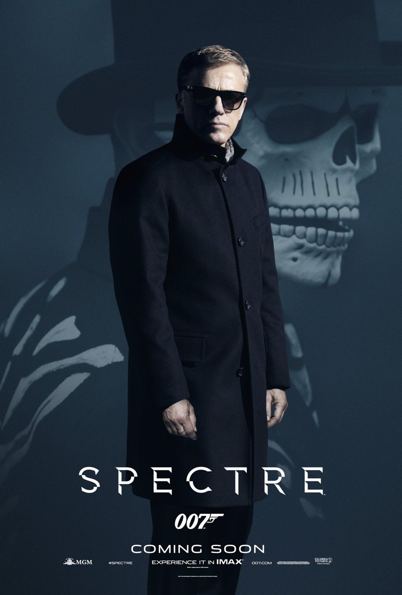 007 Spectre Kinostart