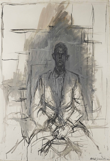 James Lord, A Portrait by Alberto Giacometti.