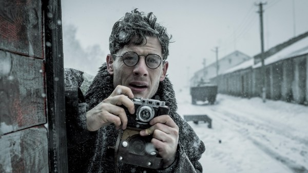 James Norton Gareth Jones Movie