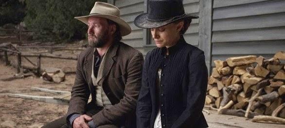 Jane Got a Gun - Portman and Edgerton