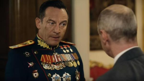 Jason Isaacs - The Death Of Stalin