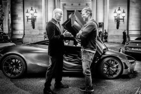 Jason Statham And David Leitch In Fast & Furious Presents Hobbs & Shaw