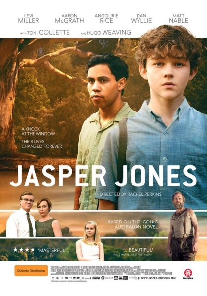 Jasper Jones Movie Poster