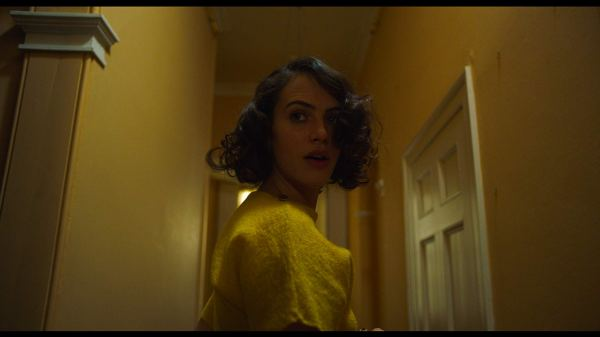 Jessica Brown Findlay In The Banishing