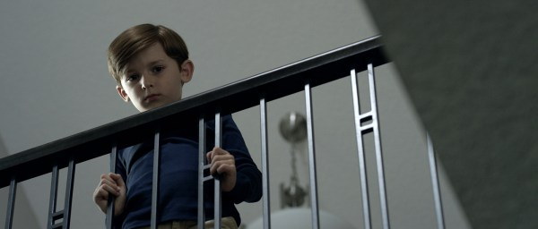 Jett Klyne in The Movie Z