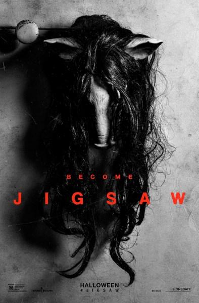 Jigsaw Poster Saw 8