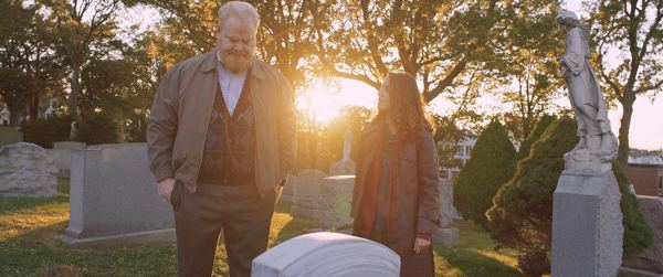 Jim Gaffigan And Olivia Thirlby In Shadow Girl
