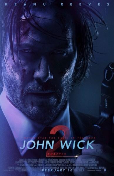 John Wick 2 Film 2017
