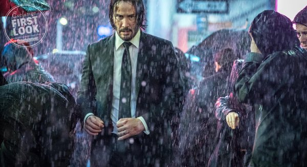 John Wick 3 Parabellum - Keanu Reeves