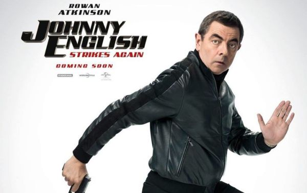 Johnny English 3 - Rowan Atkinson