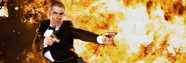 Johnny English 3 Movie