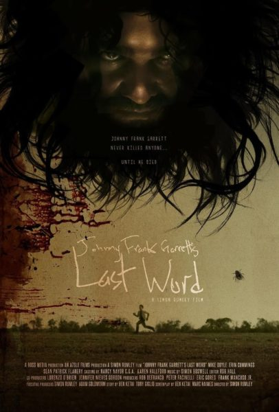 Johnny Frank Garrett's Last Word Movie Poster