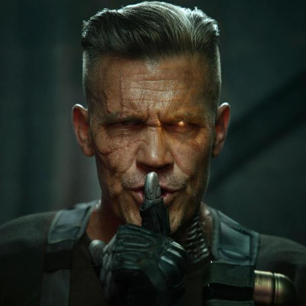 Josh Brolin as Cable - Deadpool 2 Movie (1)