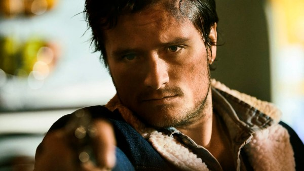Josh Hutcherson - Burn Movie