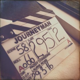 Journeyman Film Clapperboard